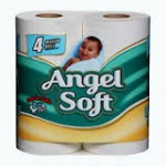 New $.45/1 Angel Soft Bath Tissue Printable Coupon