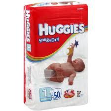 huggies baby dry