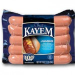NEW High-Value $1/1 Kayem Franks printable coupon!