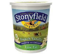 stonyfield quart