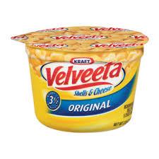 velveeta shells & cheese cups