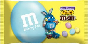 M&Ms Easter