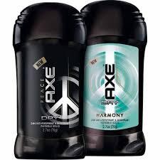 axe peace deodorant