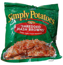 Simply Potatoes Hashbrowns