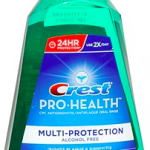 Four NEW Crest 3D Whitening or Pro-Health Mouthwash Printable Coupons!