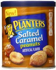 planters flavored peanuts