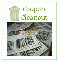 Coupon Cleanout