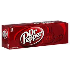 Dr. Pepper 12 pk