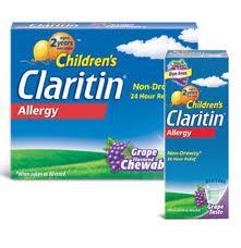 children's claritin