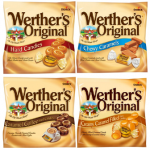 NEW $0.80/1 Werther's Candy coupon (matches CVS sale = $0.70 for nice big bags!)