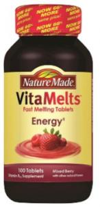 nature made vitamelts