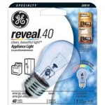 More FREE GE Reveal Light Bulbs at Target after Triple Stack!