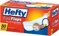Hefty Easy Flaps
