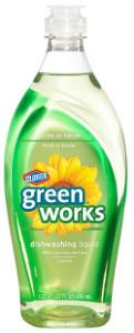 green works dish liquid