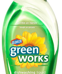 Target (TODAY 4/29 ONLY): $1.51 Green Works Wipes AND Green Works Dish Soap (reg. $2.99)