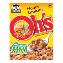 Post Oh's Cereal