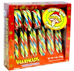 Walgreens 150 Warheads Candy Canes Through 12 6 099 Finesse 7