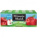 NEW $1/1 Minute Maid Juice Box 10-pack printable coupon (matches Ibotta offer) + Walmart/Target scenarios!
