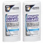 Rite Aid: $0.52 Right Guard Deodorant with sale, BOGO coupon, points and cashback!