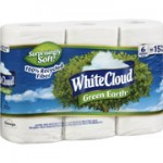Walmart: Nice Deals on White Cloud Paper Towels and Bath Tissue!