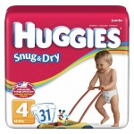 NEW High-Value $4/2 Huggies Diapers & $4/2 GoodNites or Pull-Ups printable coupons!
