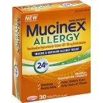 New $4/2 Mucinex Products printable coupon available