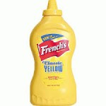 New $.50/1 French's Yellow Mustard Printable Coupon (Perfect for Doubles!)