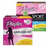 AWESOME New $4/2 Playtex Tampons printable coupon ($1/1 too)