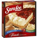 NEW $1/1 Sara Lee Fruit, Pie or Cheesecake Printable Coupon (often BOGO at Publix)