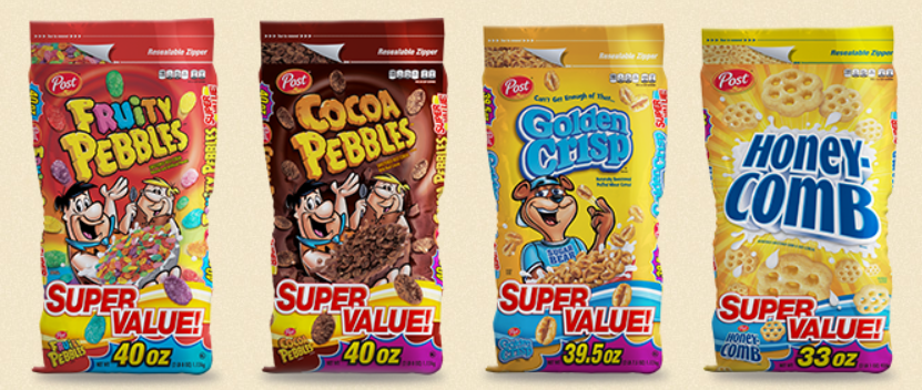 picture regarding Post Cereal Coupons Printable referred to as RESET Once more?!? Significant Cost Short article Bagged Cereal Printable