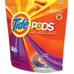 $2/1 Tide PODS & $2/1 Gain Flings coupons good on small bags are back ($2.97 Walmart deals!)