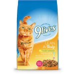 Three New 9Lives printable coupons (plus matching Publix BOGO = $1.24/bag!)
