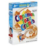 Kroger: Honey Nut Cheerios, Cinnamon Toast Crunch and Lucky Charms Cereal only $.24 each!