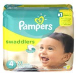 HOT! Four new high-value $2/1 Pampers printable coupons!