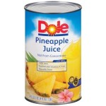 Walmart: $0.77 Dole 100% Pineapple Juice and $1.11 Dole Mandarin Orange