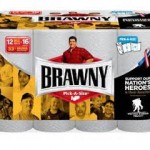 High Value $2/1 Brawny Paper Towel Printable Coupon!