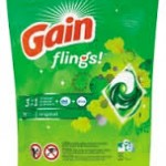 RESET: $2/1 Gain Flings & $1/1 Gain Liquid Detergent printable coupons (match Target Gift Card deal!)