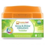 New High Value $4/1 Happy Tot Organic Toddler Formula Printable Coupon! *NO Size Restrictions*