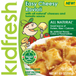 Target: $0.54 Kidfresh Frozen Meals and $4.32 Slimfast Bake Shop Bars or Cookies