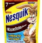 RESET! High Value Nestle Coupons (Nesquik Powder, Toll House Morsels, Drumstick Cones and More)