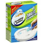 Scrubbing Bubbles Toilet Cleaning Gel only $.25 at Walgreens after Sale, Coupon, Register Reward and National Catalina!