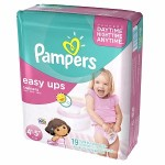 NEW Pampers Training Pants & Always Discreet printable coupons!