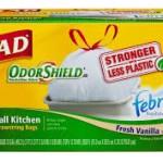 RARE NEW $1.25/1 & $1/1 Glad Trash Bags printable coupons!