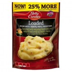 NEW High-Value $0.50/1 Betty Crocker Potatoes Box or Pouch printable coupon!