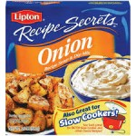 Target: $0.99 Lipton Recipe Secrets and $1.00 Nature Made Adult Gummies!