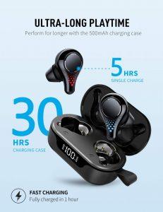 Amazon 19 79 Tikland True Wireless Earbuds Reg 32 99 Awesome Reviews