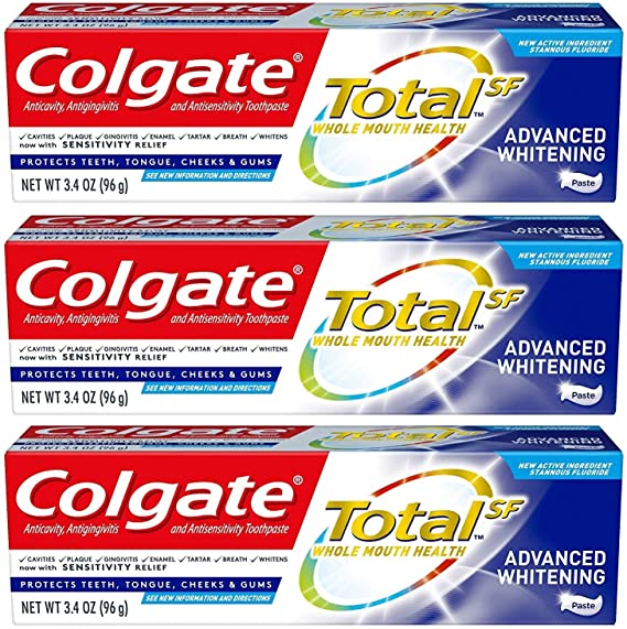 Cvs 0 49 Colgate Total Advanced Toothpaste